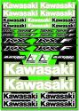 BLACKBIRD DECAL UNIVERSAL KAWASAKI KXF KX STICKER SHEET KIT B5430