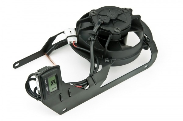 Trail Tech TRAIL TECH DIGITAL THERMO FAN KIT FC EXC-F FE TE