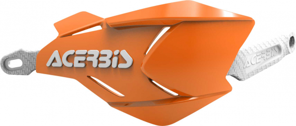 Acerbis ACERBIS HANDGUARDS X-FACTORY ORANGE WHITE