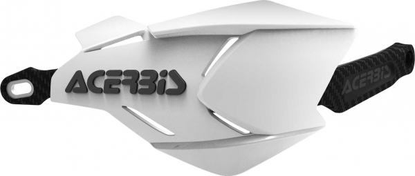 Acerbis ACERBIS HANDGUARDS X-FACTORY WHITE BLACK
