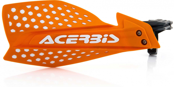 Acerbis ACERBIS HANDGUARDS X-ULTIMATE ORANGE WHITE