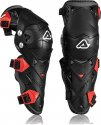 ACERBIS KNEE GUARD IMPACT EVO 3.0 BLACK RED 21608.323