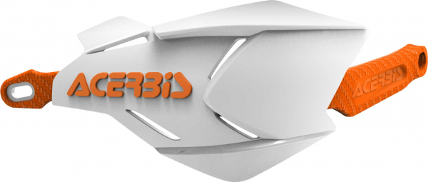 Acerbis ACERBIS HANDGUARDS X-FACTORY WHITE ORANGE