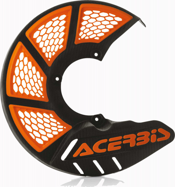 Acerbis ACERBIS X-BRAKE 2.0 DISC COVER BLACK ORANGE