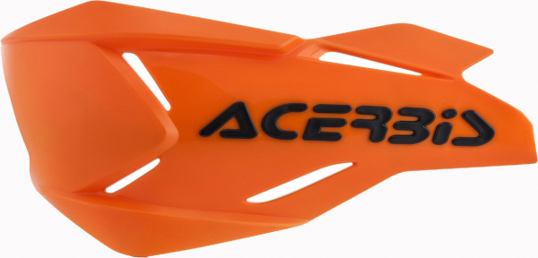 Acerbis ACERBIS HANDGUARDS X-FACTORY SPOILERS ORANGE BLACK