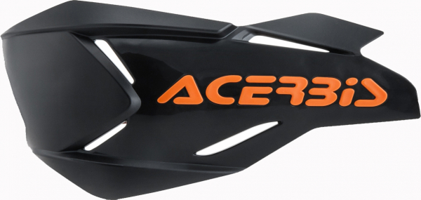 Acerbis ACERBIS HANDGUARDS X-FACTORY SPOILERS BLACK ORANGE