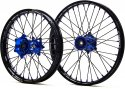 KITE WHEELS SPORTS YZ 250 02-19 YZF 450 02-13 BLACK SPOKES 400595071B
