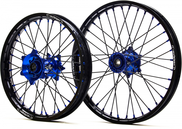 Kite Performance KITE WHEELS SPORTS YZ 250 02-19 YZF 450 02-13 BLACK SPOKES