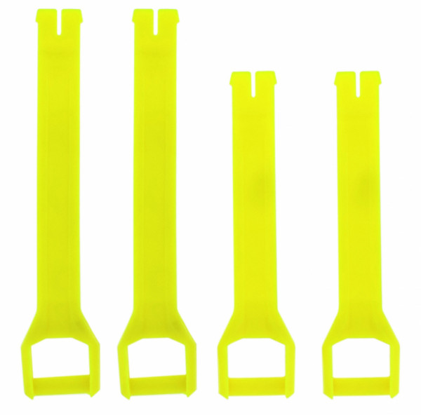 ACERBIS BOOTS STRAP KIT X-MOVE 2.0 YELLOW 17737.060
