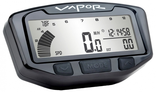 TRAIL TECH VAPOR DIGITAL GAUGE SPEEDO 752-116