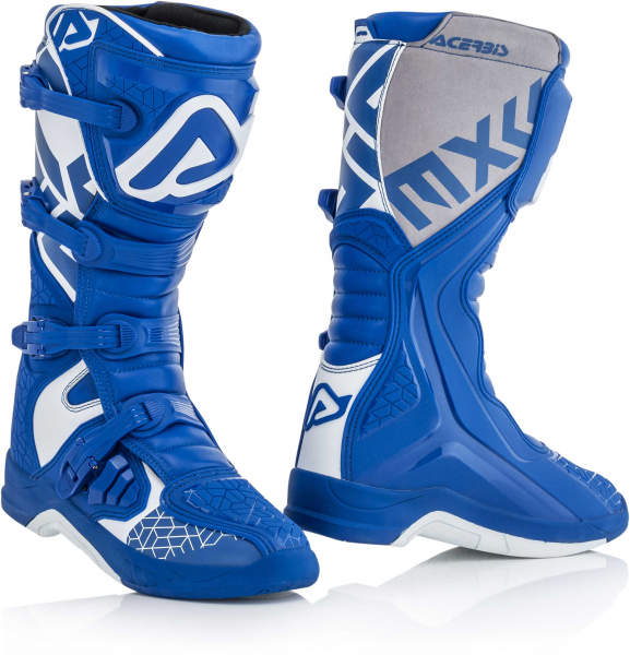 ACERBIS BOOTS X-TEAM BLUE WHITE 46 46 22999.245.046