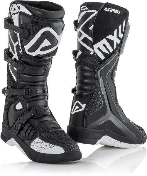 ACERBIS BOOTS X-TEAM BLACK WHITE 40 40 22999.315.040