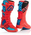 ACERBIS BOOTS X-TEAM BLUE RED 43 22999.253.043