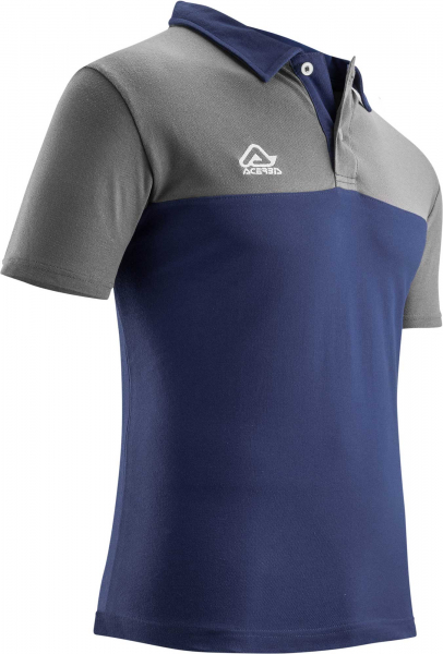 ACERBIS POLO SHIRT MENS BELATRIX BLUE MEDIUM Medium 22188.040.064