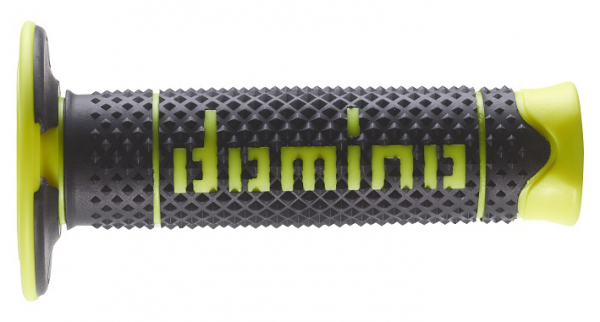 Domino DOMINO GRIPS MX A260 DIAMOND BLACK FLO YELLOW
