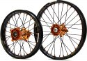 KITE WHEELS ELITE KTM SX 85 12-19 ORANGE SMALL WHEEL 207197201O