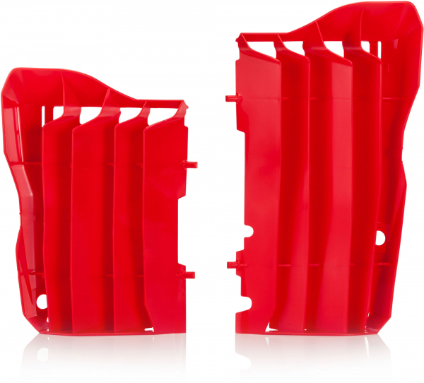 Acerbis ACERBIS RADIATOR LOUVERS HONDA CRF 250 18-19 RED