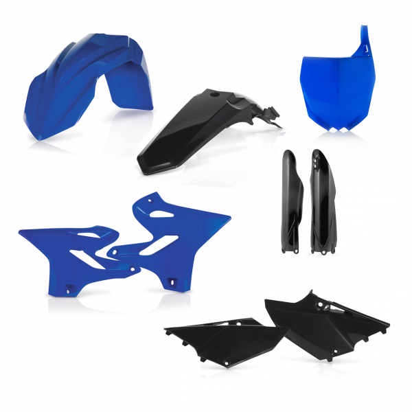 for 18-20 Yamaha YZ65 Acerbis Front Fender YZ Blue