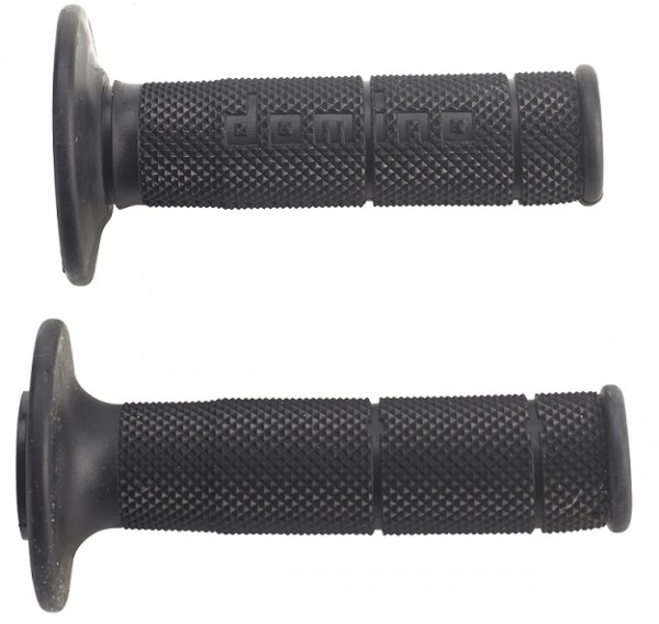 Domino DOMINO GRIPS MX SLIM SOFT BLACK