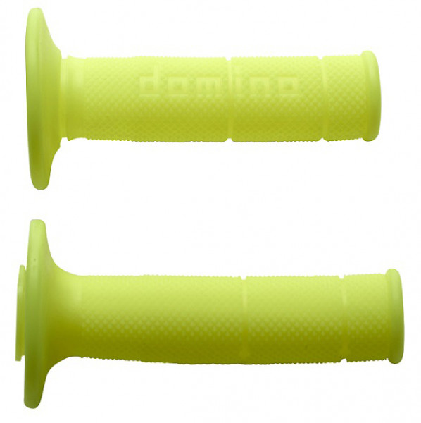 Domino DOMINO GRIPS MX SLIM SOFT FLO YELLOW