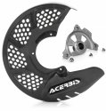 ACERBIS X-BRAKE 2.0 DISC COVER & MOUNT CARBON SHERCO EXPLORER FORK 17-19 705070.7645
