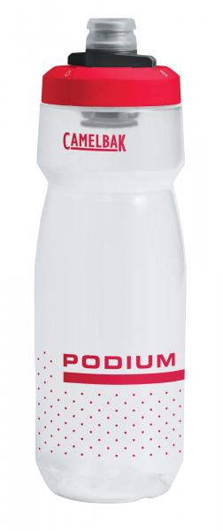 Camelbak CAMELBAK PODIUM BOTTLE 710ml FIERY RED