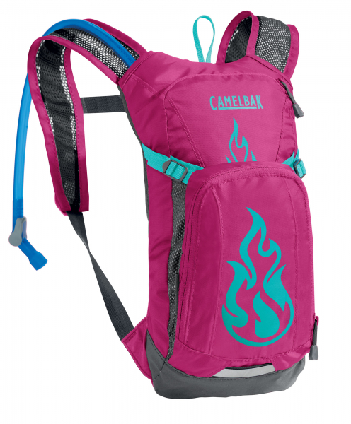 Camelbak CAMELBAK MINI MULE 1.5L PURPLE FLAMES