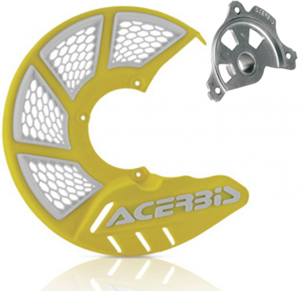 Acerbis ACERBIS X-BRAKE 2.0 DISC COVER KIT YELL WH RMZ 250 450 07-19