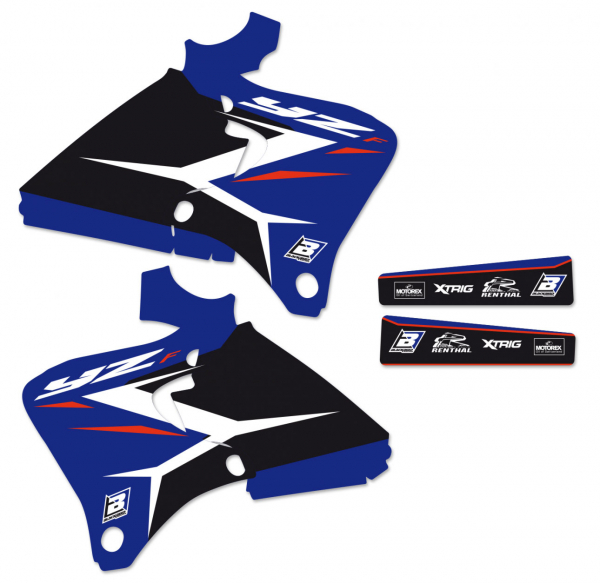 Blackbird Racing BLACKBIRD GRAPHICS KIT DREAM 4 YAMAHA YZF 250 400 426 98-02