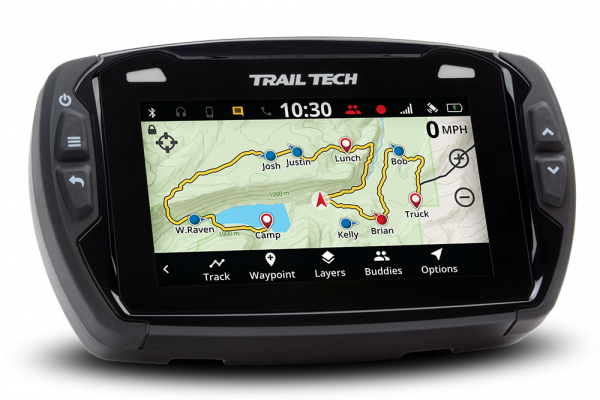 Trail Tech TRAIL TECH VOYAGER PRO REPLACEMENT HEAD UNIT