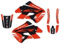 BLACKBIRD GRAPHICS KIT DREAM 4 HONDA CR 125 98-99 250 97-99 B2139N