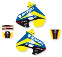BLACKBIRD GRAPHICS KIT DREAM 4 SUZUKI RM 125 250 99-00 B2310N