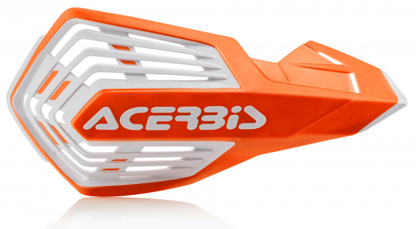 Acerbis ACERBIS HANDGUARDS X-FUTURE ORANGE WHITE