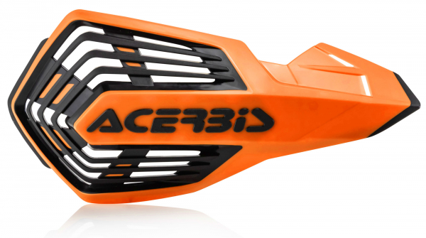 Acerbis ACERBIS HANDGUARDS X-FUTURE ORANGE BLACK