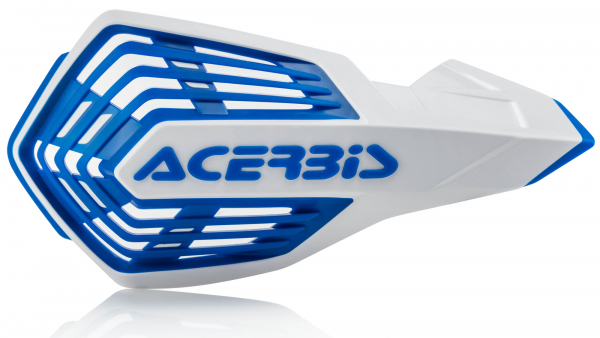 Acerbis ACERBIS HANDGUARDS X-FUTURE WHITE BLUE