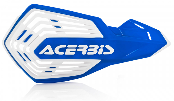 Acerbis ACERBIS HANDGUARDS X-FUTURE BLUE WHITE