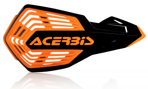 Acerbis ACERBIS HANDGUARDS X-FUTURE BLACK ORANGE