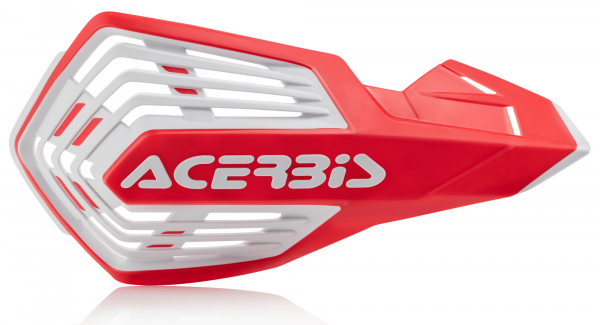 Acerbis ACERBIS HANDGUARDS X-FUTURE RED WHITE