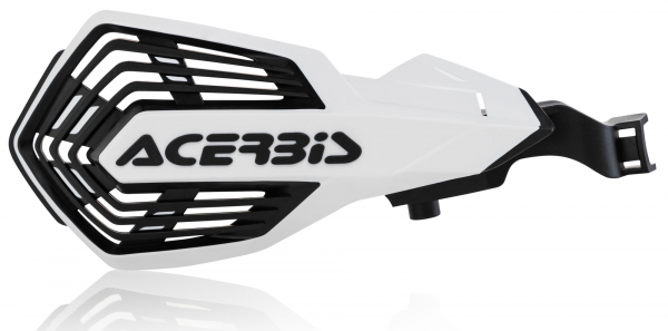 Acerbis ACERBIS HANDGUARDS K-FUTURE WHITE BLACK