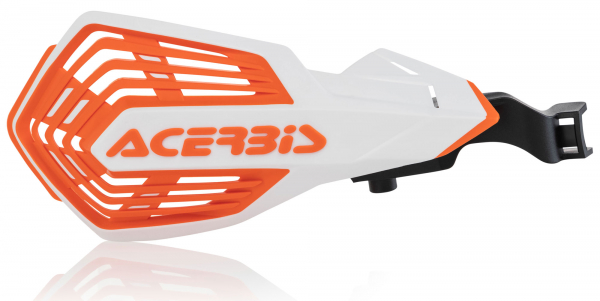 Acerbis ACERBIS HANDGUARDS K-FUTURE WHITE ORANGE