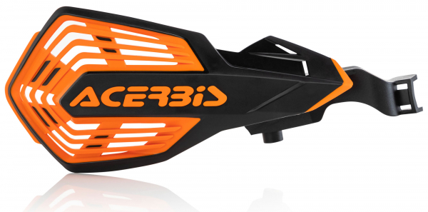 Acerbis ACERBIS HANDGUARDS K-FUTURE BLACK ORANGE