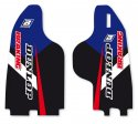 BLACKBIRD DECALS LOWER FORK D4 YAMAHA YZF YZ 05-07 B5235N