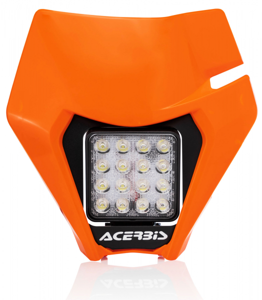 Acerbis ACERBIS HEADLIGHT VSL KTM EXC EXCF 2020 ORANGE