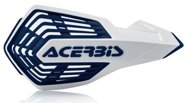 Acerbis ACERBIS HANDGUARDS X-FUTURE WHITE NAVY