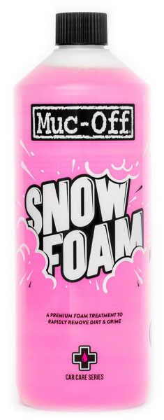 MUC-OFF MOTORCYCLE SNOW FOAM CLEANER 1 LITRE 708