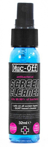 MUC-OFF DEVICE & SCREEN CLEANER 32ml 211