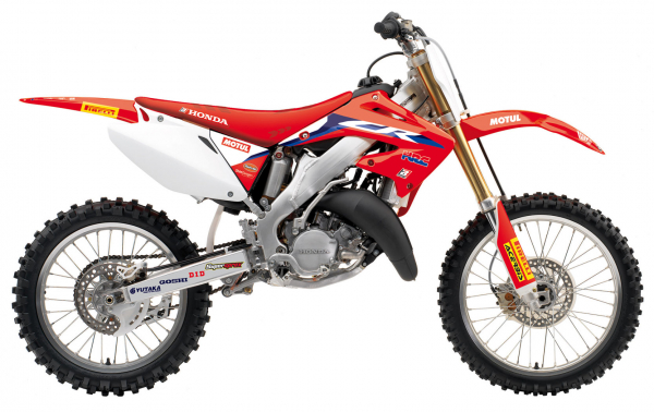Blackbird Racing BLACKBIRD GRAPHICS KIT HRC 20 REPLICA HONDA CR 125 250 02-07