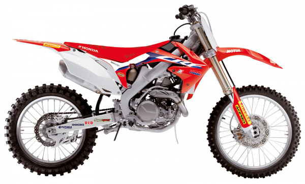 Blackbird Racing BLACKBIRD GRAPHICS KIT HRC 20 REPLICA CRF 250 10-13 450 09-12