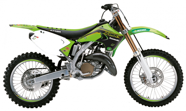 Blackbird Racing BLACKBIRD GRAPHICS KIT TEAM 20 REPLICA KX 125 250 03-08