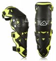ACERBIS KNEE GUARD IMPACT EVO 3.0 BLACK YELLOW 21608.318